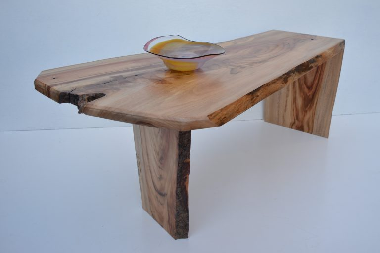 SOLID TIMBER. Handcrafted Designer Coffee Table. Camphor ...