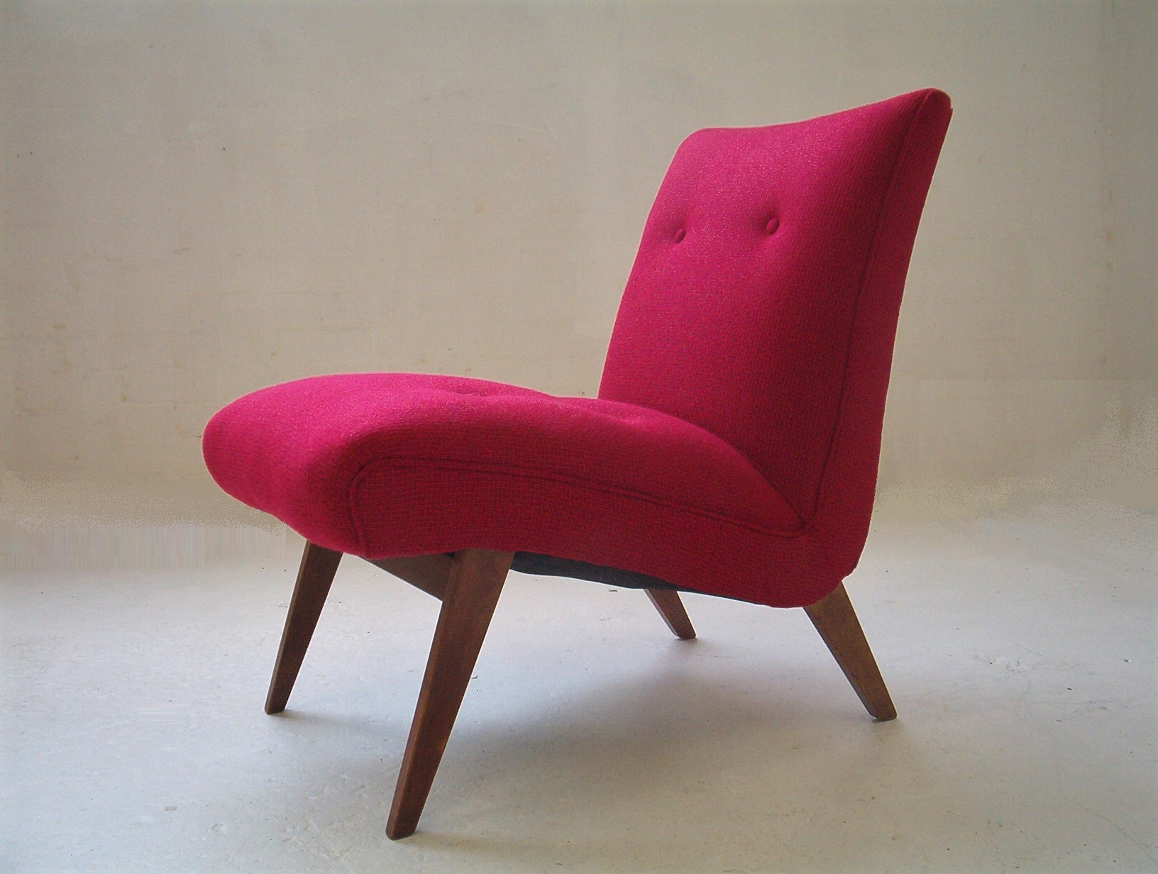 Pair Douglas Snelling Lounge Chairs Armchairs Or Parker